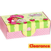 Strawberry Shortcake Favor Boxes 6ct