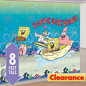 SpongeBob Giant Decorating Kit