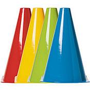Plastic Cones 4ct
