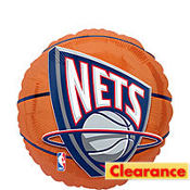 New Jersey Nets Balloon 18in