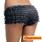 Adult Moulin Rouge Boyshorts
