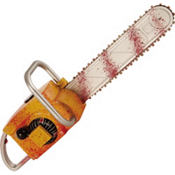 Animated Chainsaw 30in