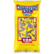 Vanilla Charleston Chew Bars 120ct