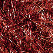 Red Metallic Shreds