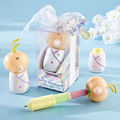 Baby On Board Expandable Pen Baby Shower Favor