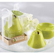 The Perfect Pair Ceramic Salt & Pepper Shaker Wedding Favor