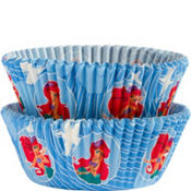 Ariel Baking Cups 50ct