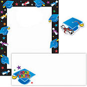 Printable Graduation Invitations Kit 25ct