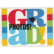 Bravo Grad Flip Graduation Photo Album 6 1/2in x 5in