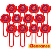 Los Angeles Angels Disc Shooters 12ct