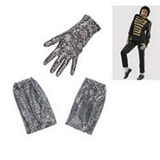 Michael Jackson Glove and Leggings