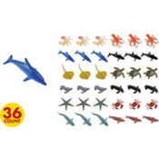 Sea Life Mega Value Pack 48ct
