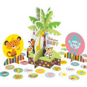 Fisher Price Baby Shower Centerpiece Kit 23pc
