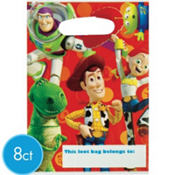 Toy Story 3 Favor Bags 8ct