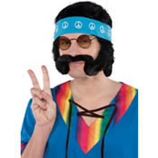 Hippie Man Costume Kit
