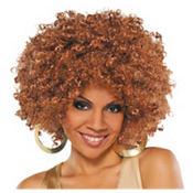 Caramel Runway Afro Wig