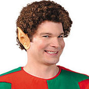 Curly Elf Wig