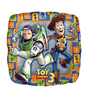 Foil Toy Story 3 Balloon 18in