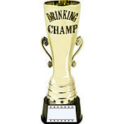 Drinking Champ Trophy