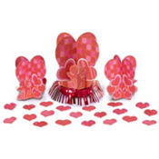 Valentines Table Decorating Kit 27pc