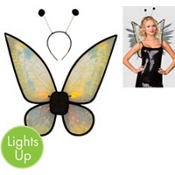Light-Up Butterfly Costume Kit