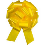Yellow Lacquer Bow 10in