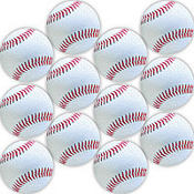 Baseball Jumbo Sticker 12ct