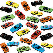 Die Cast Car 24ct