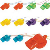 Sport Whistle 48ct