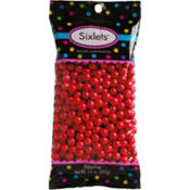 Red Chocolate Sixlets 450pc