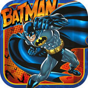 Batman Lunch Plates 8ct
