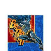 The Batman Beverage Napkins 16ct