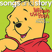 Disney Songs and Story Winnie The Pooh and The Honey Tree CD