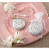 Love Beyond Measure Measuring Tape Wedding Favor