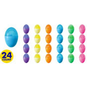 Easter Glitter Egg Putty 24ct