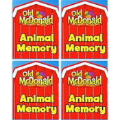 Old McDonald Memory Games