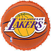 Los Angeles Lakers Pinata