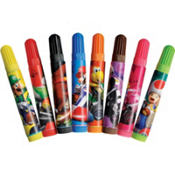 Super Mario Markers 8ct