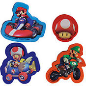 Super Mario Erasers 4ct