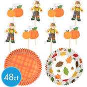 Fall Cupcake Decorating Kit