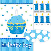 Boy 1st Birthday Party Game