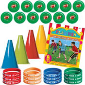 Flag Football Party Kit