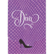 Diva Purse Notepad