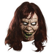 Latex Exorcist Regan Mask Deluxe