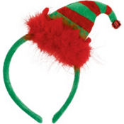 Mini Elf Hat Headband