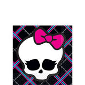 Monster High Beverage Napkins 16ct