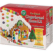 Pre Baked Petite Gingerbread House Kit