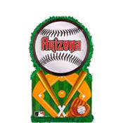 Giant Arizona Diamondbacks Pinata 22in x 22in