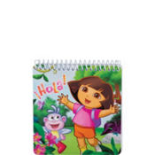 Dora the Explorer Notepad