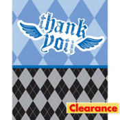 First Rebel Thank You Notes 8ct